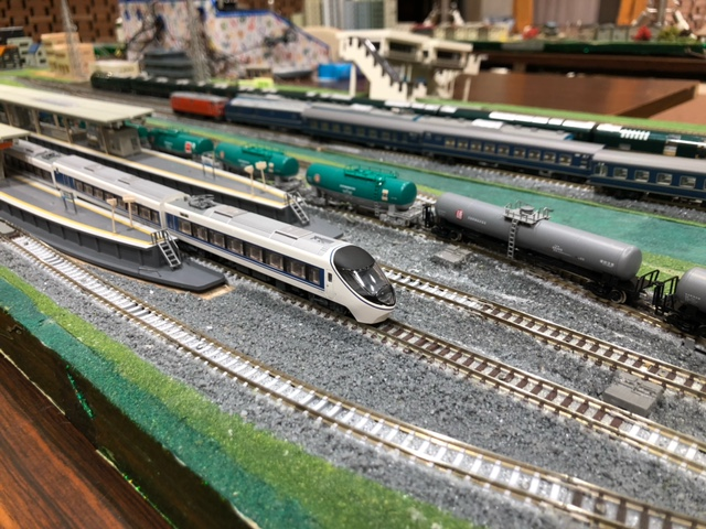 大迫力!鉄道模型ジオラマ